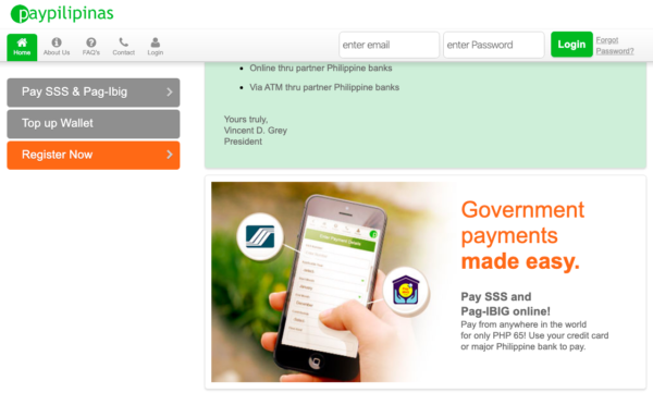 Easy Ways to Pay Bills Online - PayPilipinas