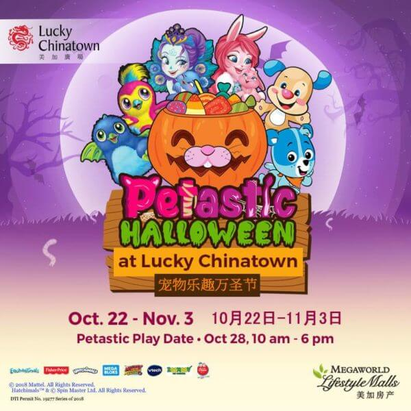 Halloween Activities and Events 2018