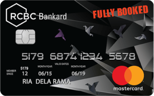 Best Credit Cards for Millennials - Fully Booked-RCBC Bankard Mastercard
