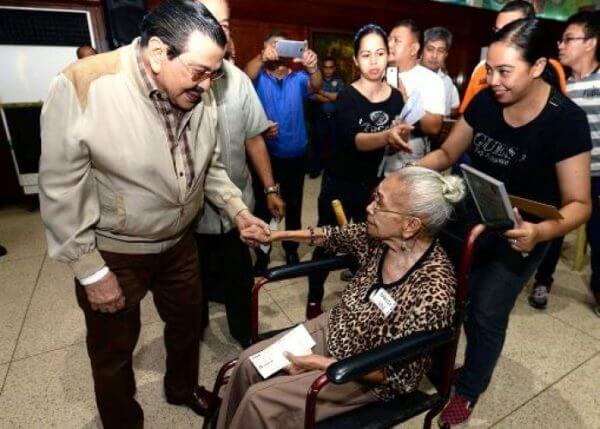 Senior Citizen Benefits in Manila