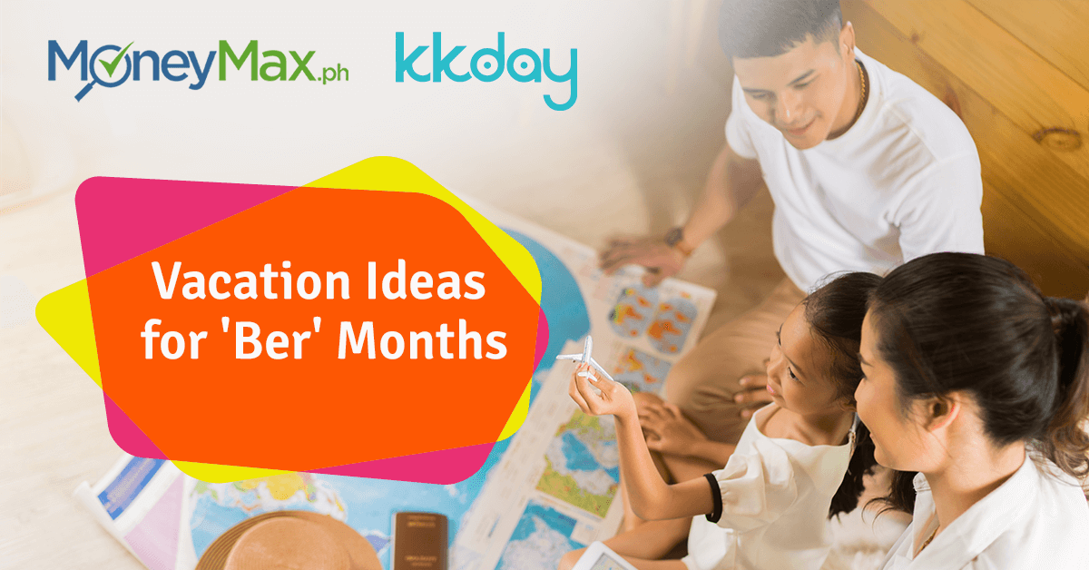Vacation Ideas for Family | MoneyMax.ph