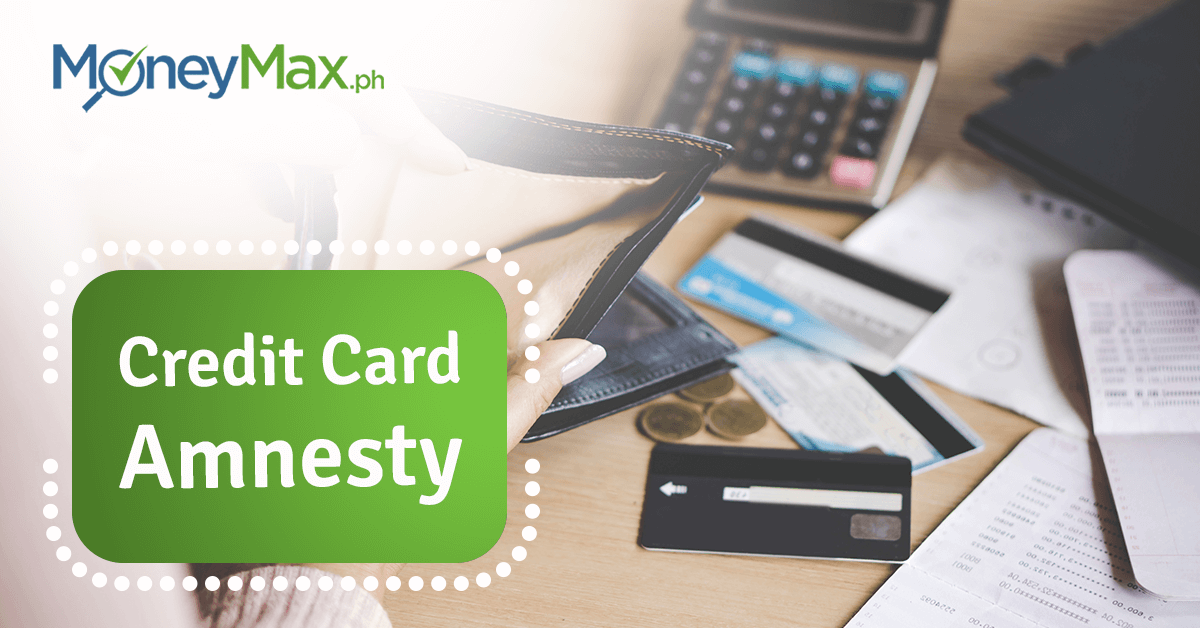 Credit Card Amnesty Program Philippines