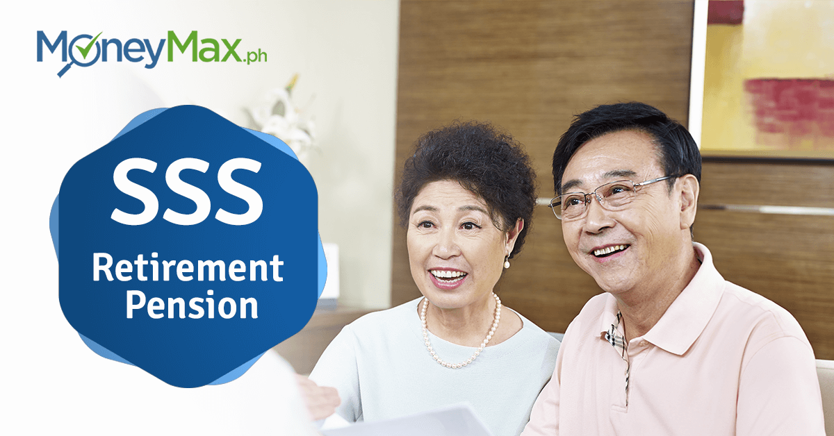 SSS Retirement Benefits Pension | MoneyMax.ph