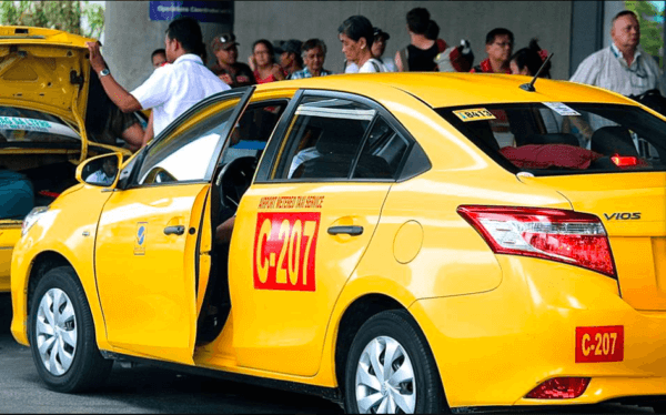 How to Go to Clark International Report - Car Rental and Taxi Service