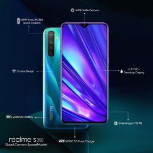 Best Smartphones Under P15,000 - Realme 5 Pro