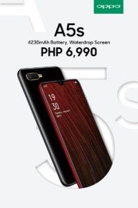 Best Smartphones Under P15,000 - OPPO A5s