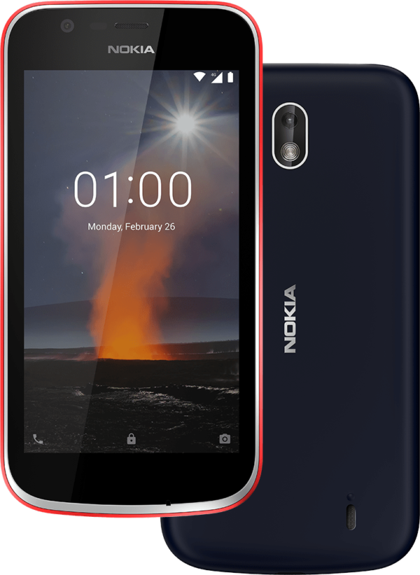 Best Smartphones Under P15,000 - Nokia 1