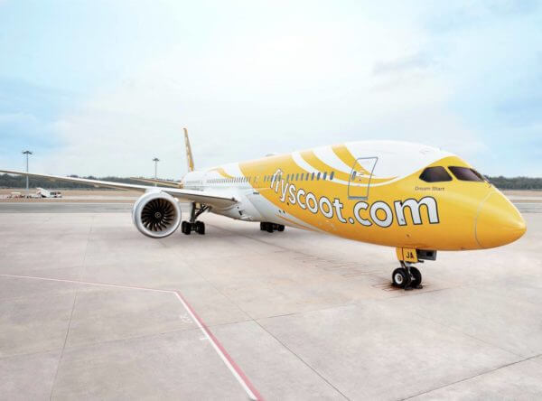Budget Airlines in the Philippines - Scoot