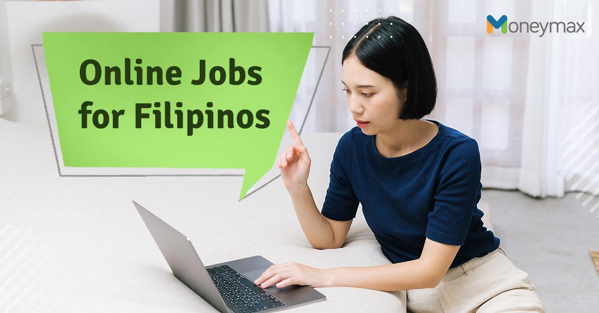 Online Jobs in the Philippines   Moneymax