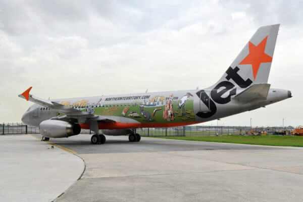 Budget Airlines in the Philippines - Jetstar