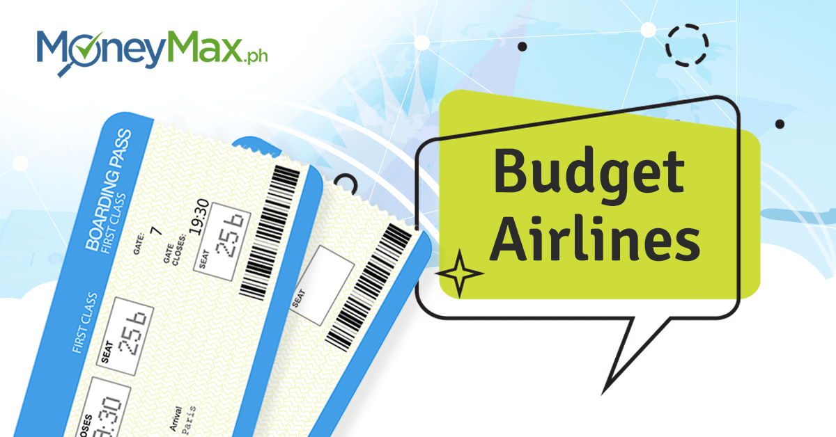 Budget Airlines in the Philippines | Moneymax