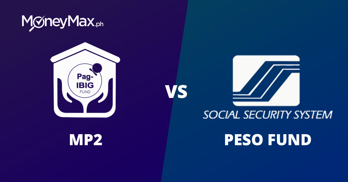 Pag-IBIG MP2 vs SSS PESO Fund