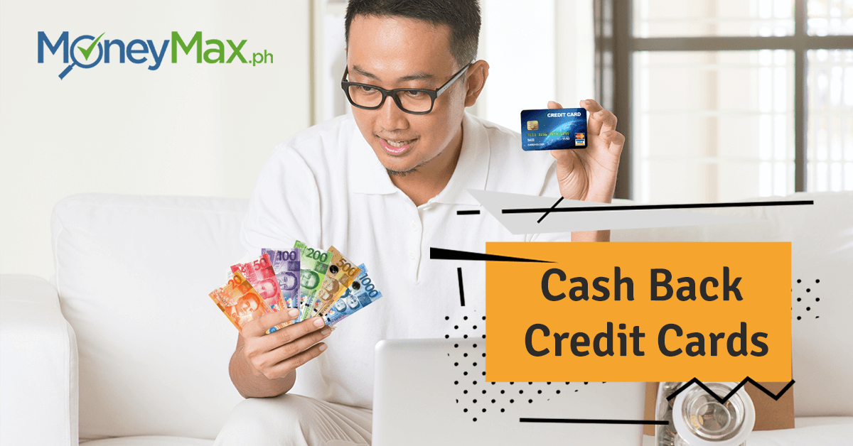 cash back credit cards Philippines