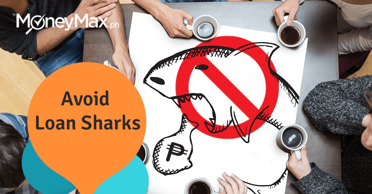 Avoid Loan Shark Philippines | MoneyMax.ph
