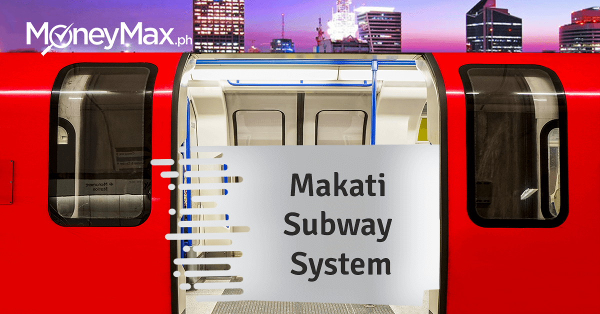 Makati Subway Project Philippines | MoneyMax.ph