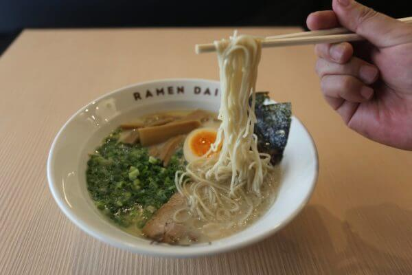 Ramen Daisho affordable ramen