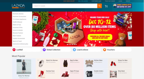 ac1c8966aae Online Shopping Sites Philippines - Lazada Philippines
