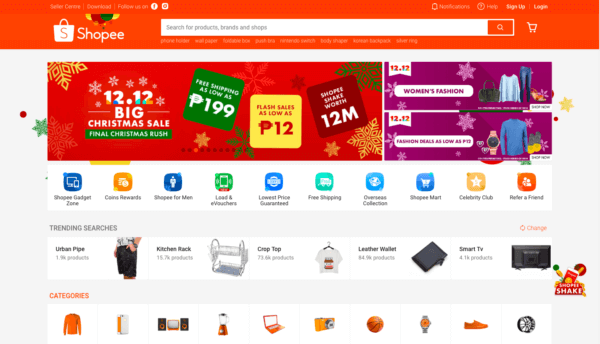 9179c8ff7ae Online Shopping Sites Philippines - Shopee Philippines