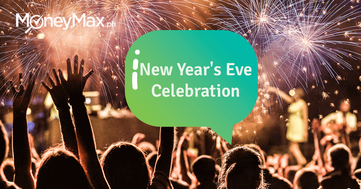 New Year's Eve Celebration | MoneyMax.ph
