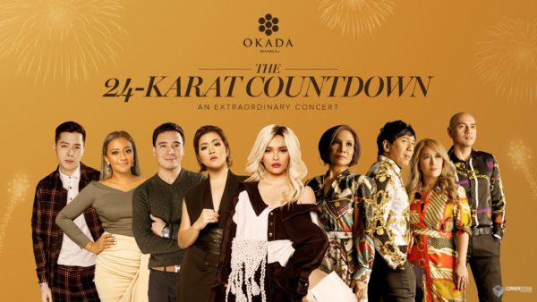 New Year's Eve Celebrations - Okada Manila Countdown