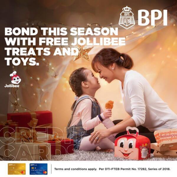 BPI Credit Card Promo Jollibee