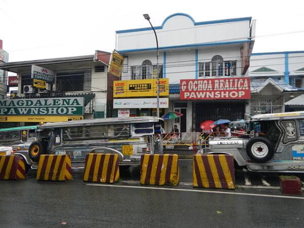 Pawnshop in the Philippines