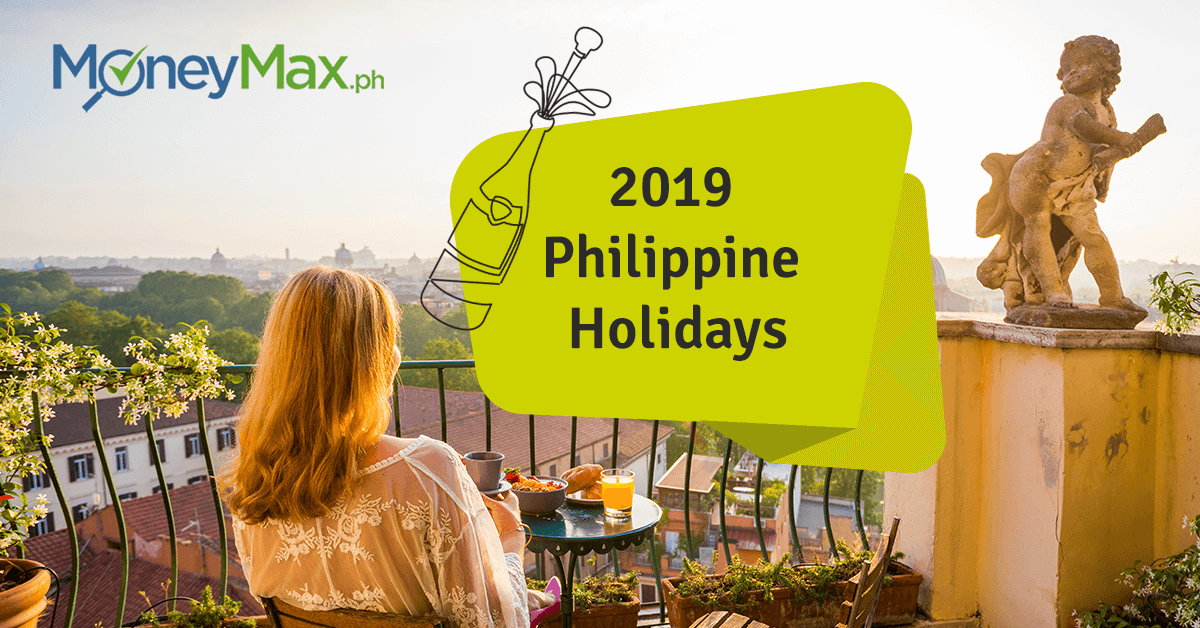 2019 Complete List | Philippine Holidays and Long Weekends