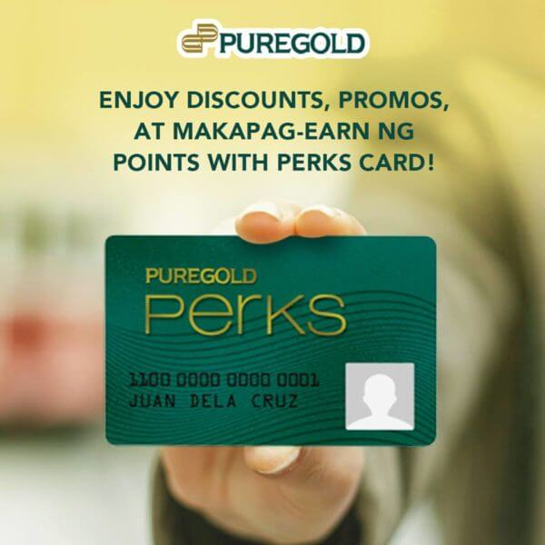 Grocery Shopping Tips - Puregold Perks Card