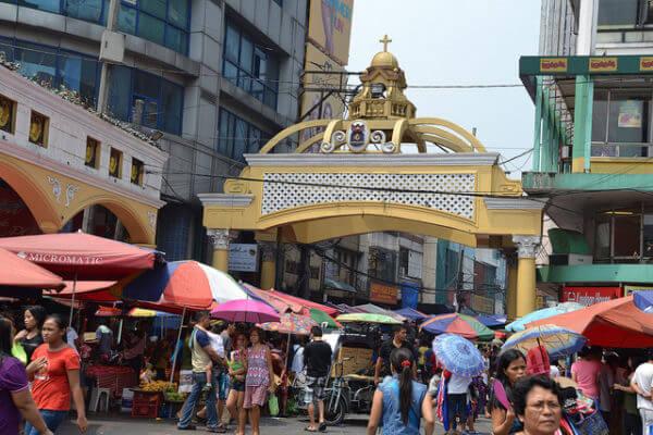 Tiangge Philippines - Quiapo Market