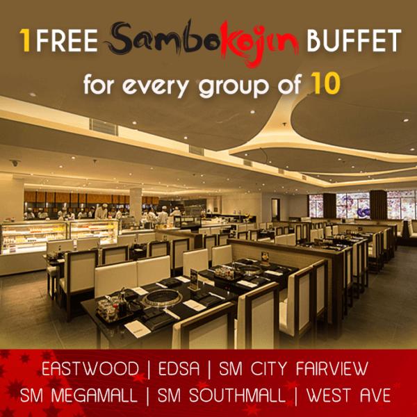 Best Restaurants Buffet - Sambo Kojin