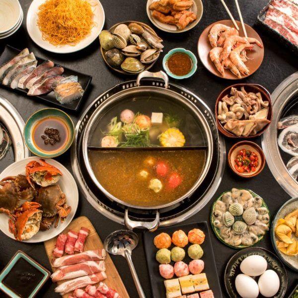 Best Restaurants Buffet - Tong Yang