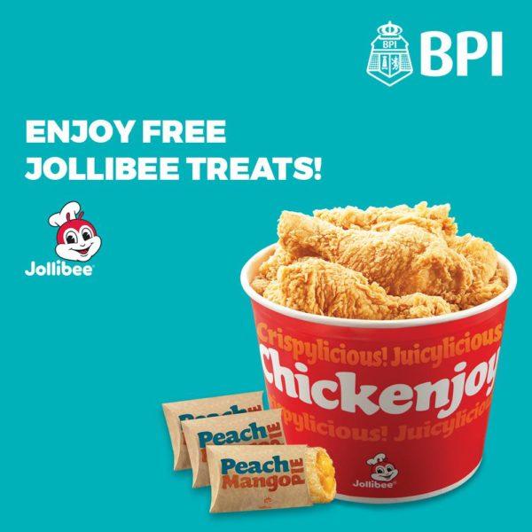 BPI Credit Card Promo 2019 Jollibee