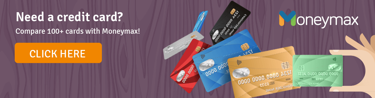 Apply for a credit card at Moneymax.