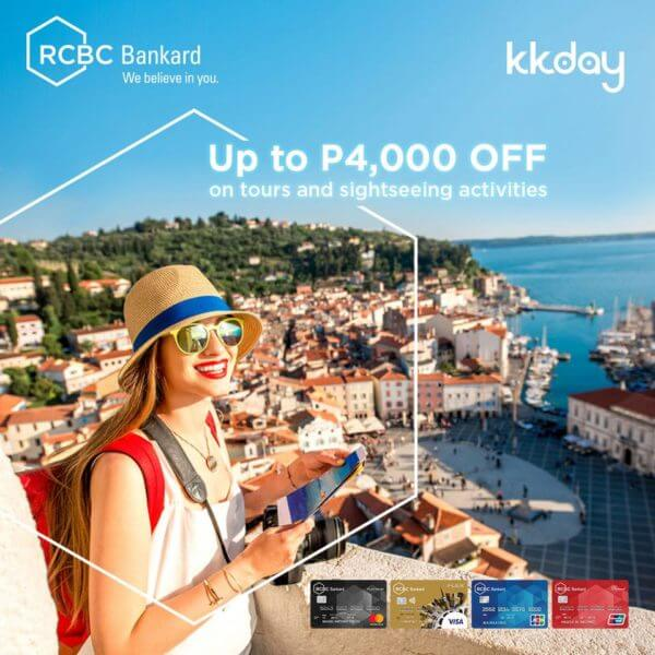 RCBC Credit Card Promo 2019