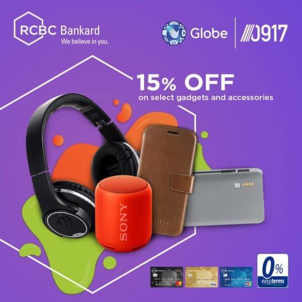 RCBC Bankard Credit Card Promo 2019