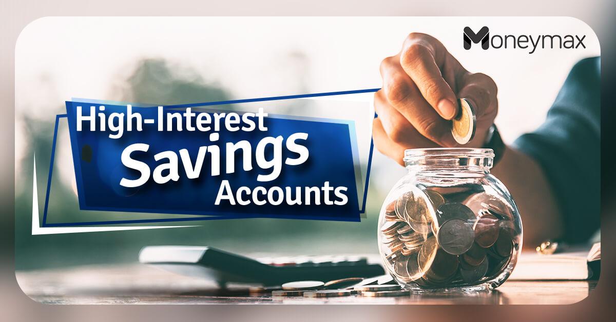 Savings Account with High Interest | Moneymax