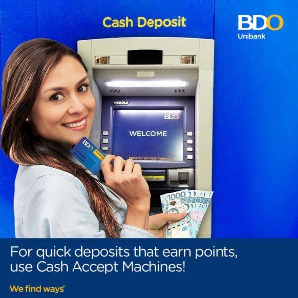 Savings Account with High Interest - BDO