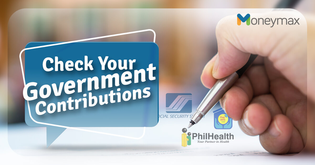Ways to Check Pag-IBIG, PhilHealth, SSS Contributions | Moneymax