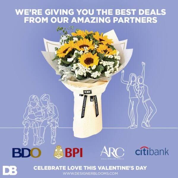 Valentine's Deals - Citibank Credit Card Promo