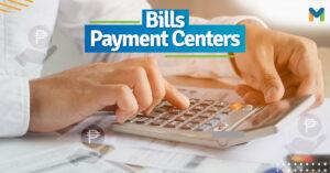 bills payment centers