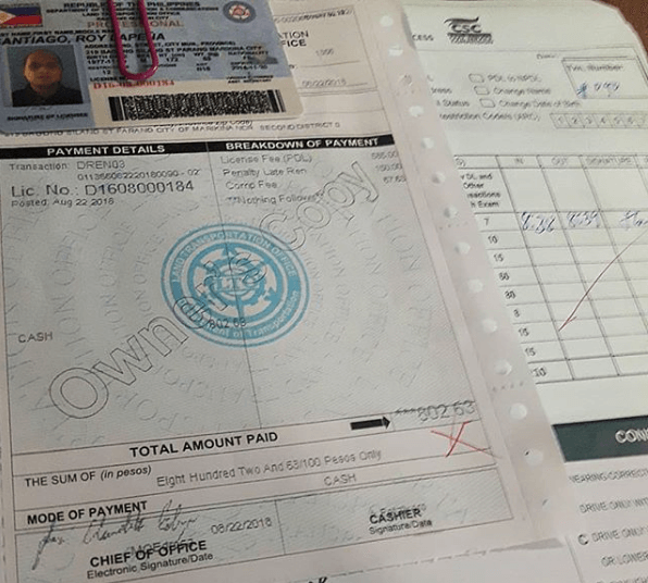 Vehicle Registration Expired Over A Year >> LTO Fees: How Much to Prepare for LTO Transactions | Moneymax