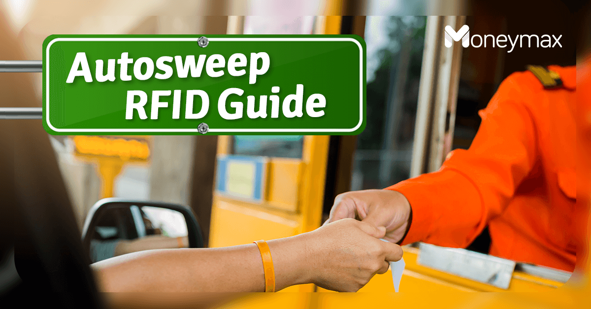 Autosweep RFID Guide | Moneymax