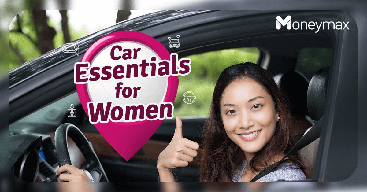 Car Essentials for Women | Moneymax