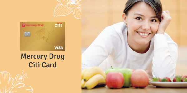 Credit Cards for Women - Mercury Drug Citi Card