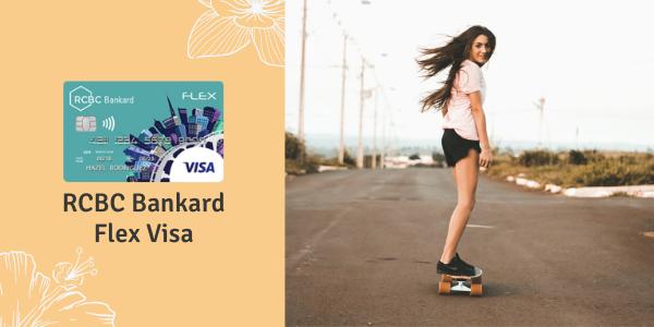 Credit Cards for Women - RCBC Bankard Flex Visa