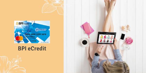 Credit Cards for Women - BPI eCredit