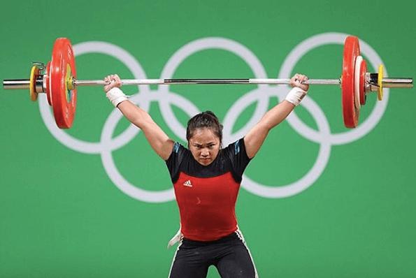 Outstanding Women in the Philippines - Hidilyn Diaz