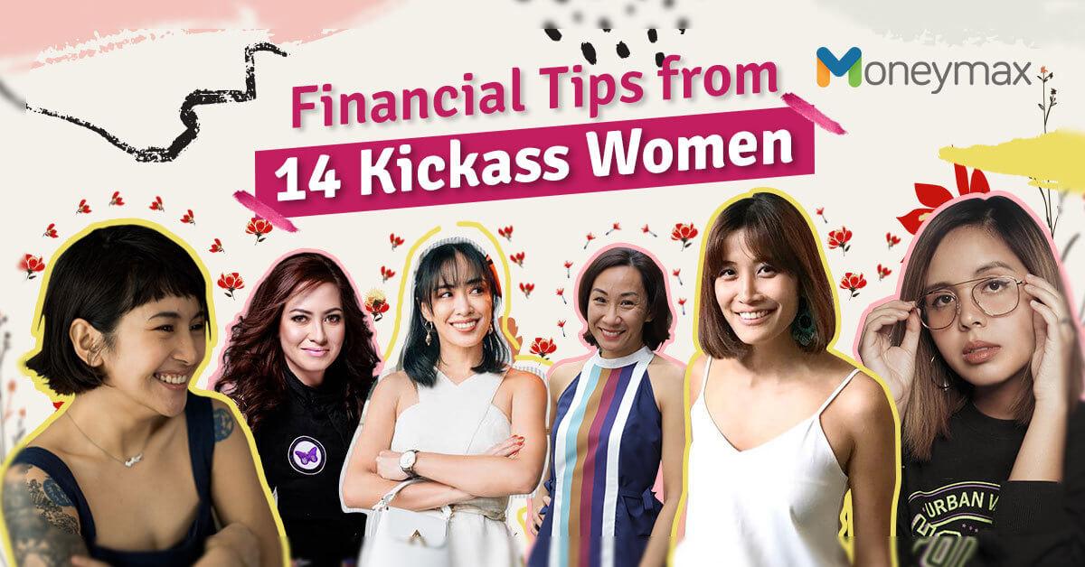 Financial Tips from Kickass Women | Moneymax