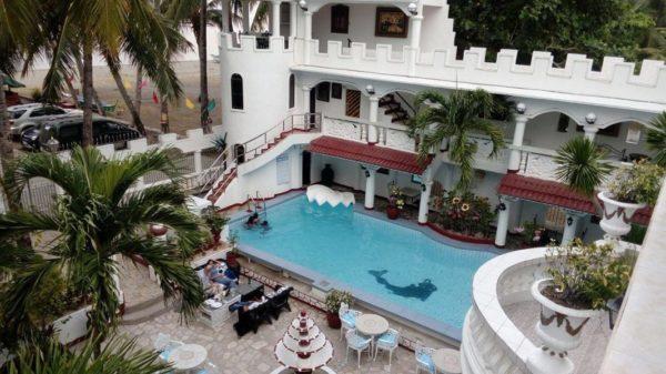 Batangas Beach Resort - White and Yellow Castle Hotel Resort