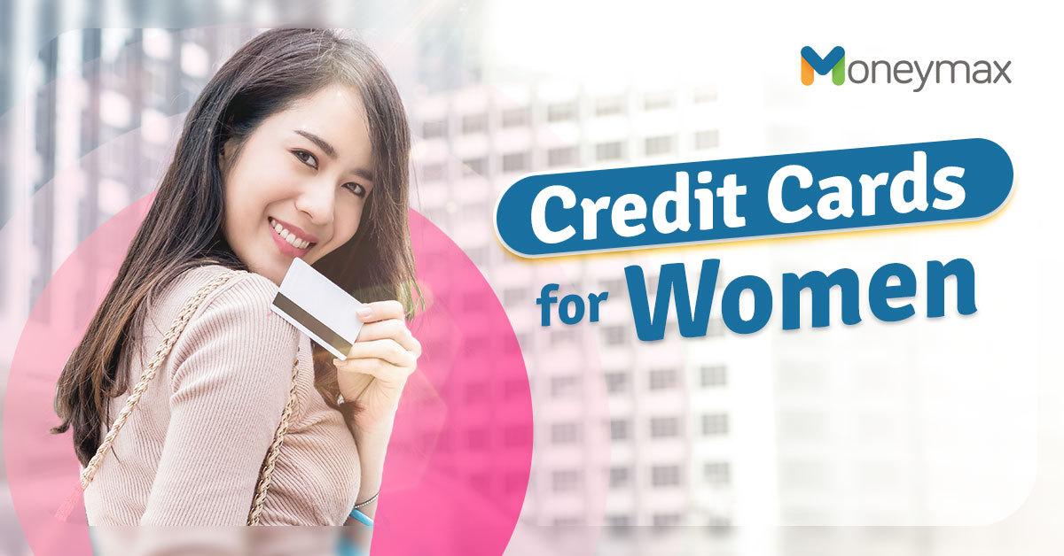 Best Credit Cards for Women Philippines | Moneymax